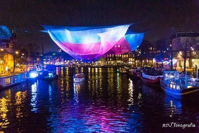 Amsterdam Light Festival 2012